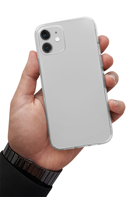 iPhone 12 Rubber Case - Image