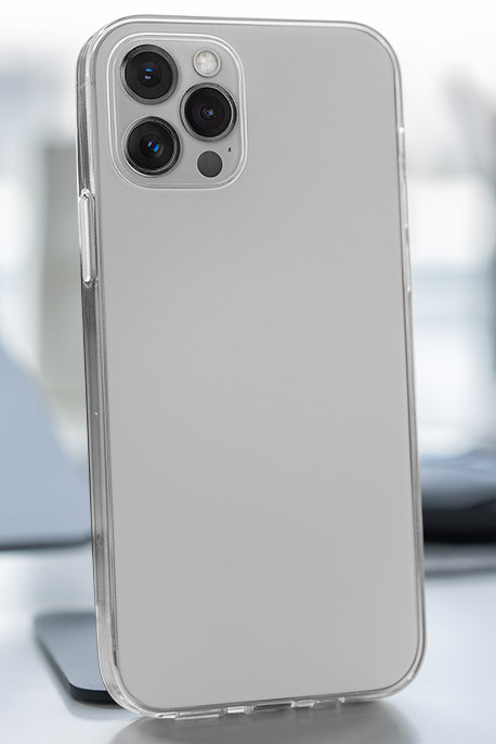 iPhone 12 Pro Max Rubber Case - Image